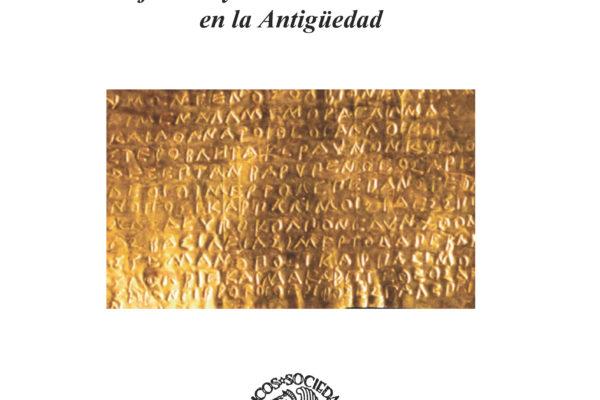 """Curso de Formación del Profesorado """"Alfabetos y sistemas de escritura en la Antigüedad"""""""