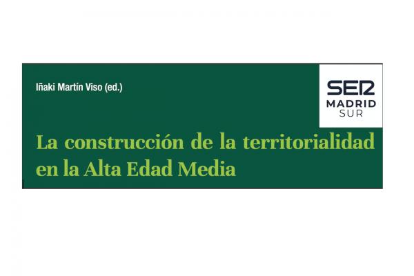 Entrevista a Iñaki Martín Viso en Ser Madrid Sur
